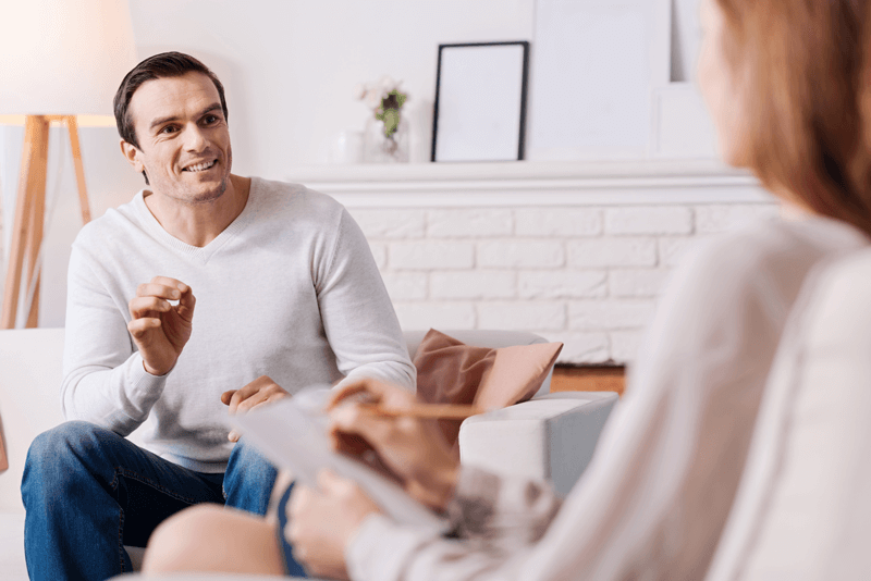 The Therapeutic Relationship…
